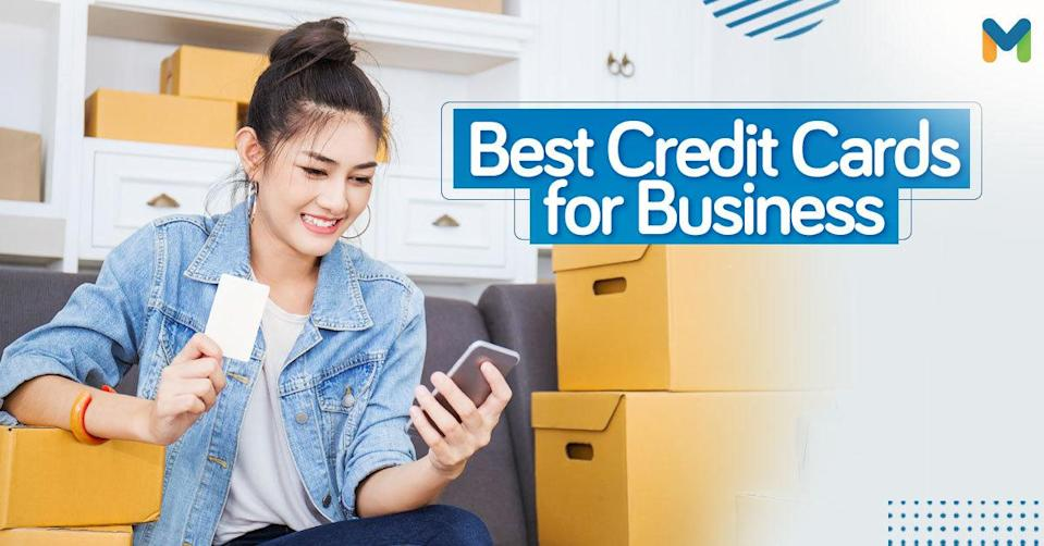 Best Credit Cards for Business | Moneymax