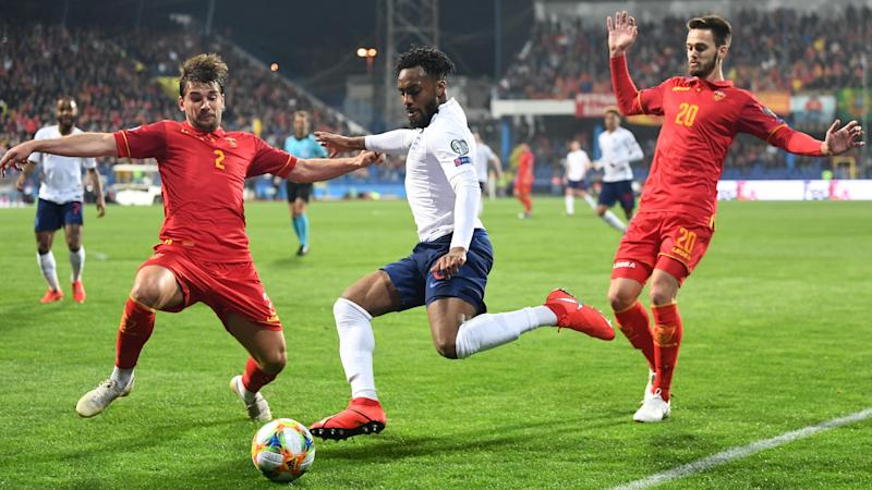 Rose slams UEFA sanctions for Montenegro after suffering racial abuse