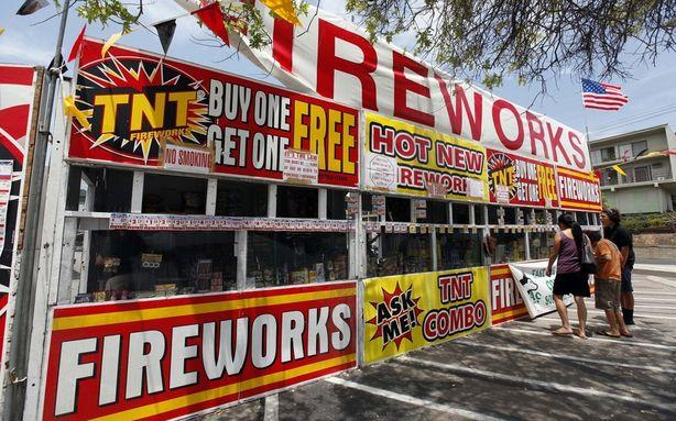 The Great Illegal Fireworks Crackdown of 2013 Is On