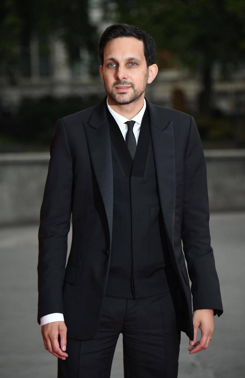 Dynamo pictured at the Believe in Magic Cinderella Ball in London on August 10, 2015 (Getty Images)