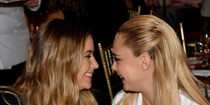 Ashley Benson Just Debuted A New Tattoo For Girlfriend Cara Delevingne