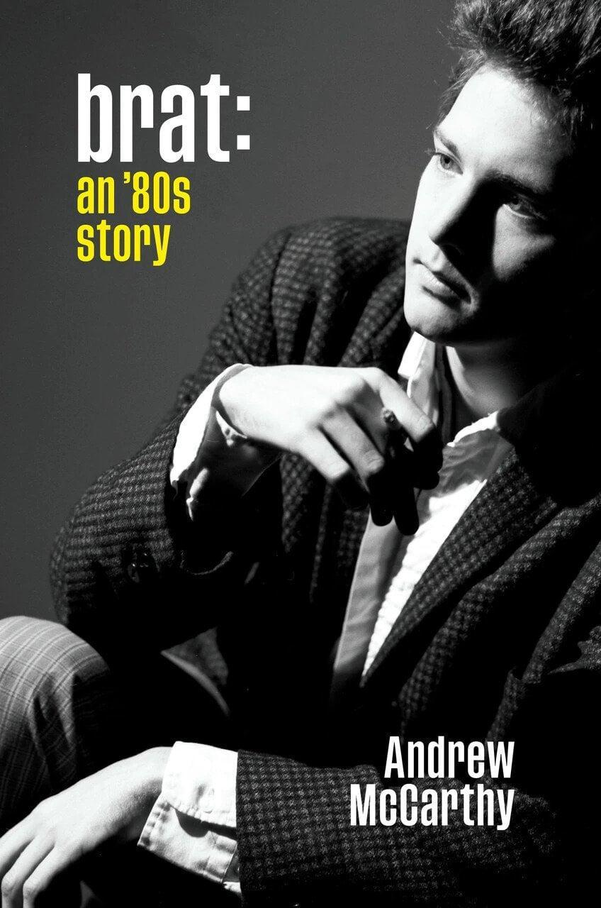 <p>Andrew McCarthy is giving readers an inside look at what life as a member of Hollywood's Brat Pack was really like in <span><strong>Brat: An '80s Story</strong></span>. His memoir focuses on what it was like for the <strong>Pretty in Pink</strong> star to come of age during one of the most significant eras in Hollywood's pop culture history. </p> <p><em>Out May 11</em></p>