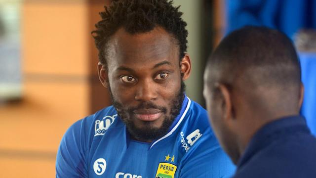 The Ex-Ghana international and his new team-mate have come under the spotlight due to irregularities in their residency permits