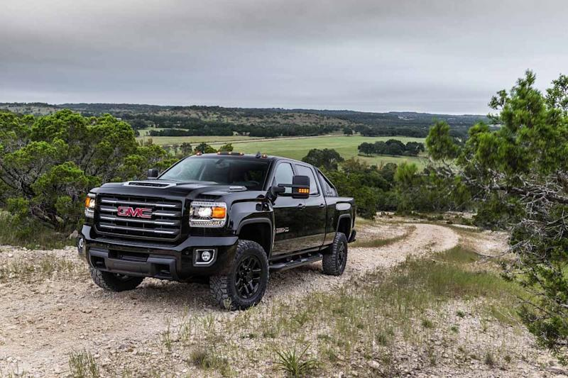 GMC's Sierra 2500HD gets the go-anywhere treatment