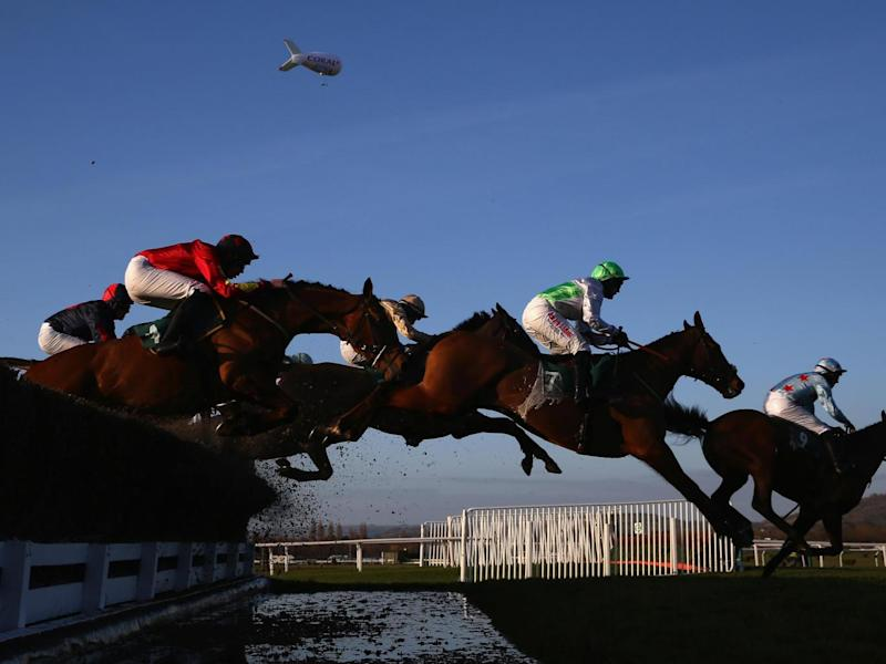 The absence of the race's last two winners has left the door open in the Stan James Champion Hurdle (Getty)