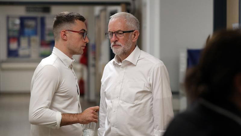 Jewish Labour Movement will not campaign for Jeremy Corbyn to win election