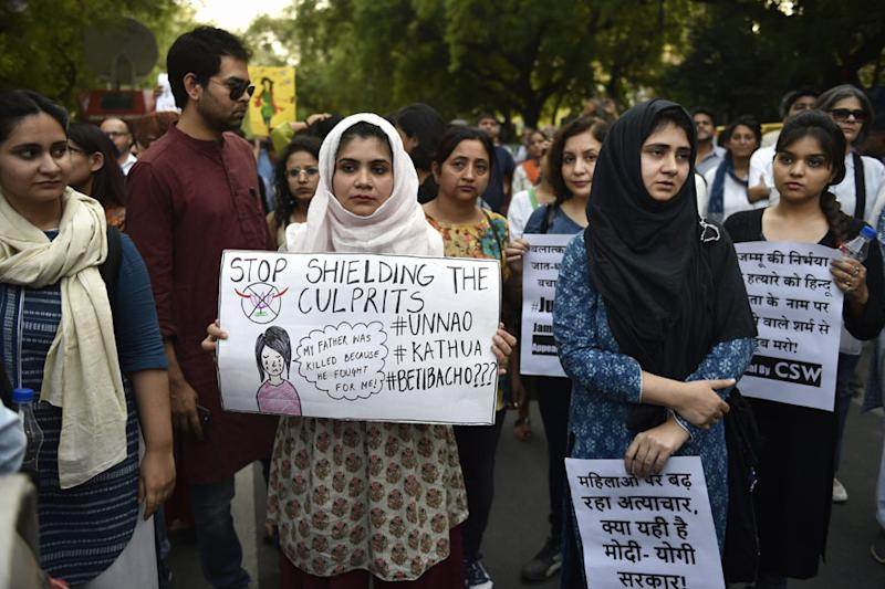 Mumbai Woman Harassed at Site of Protest Against Kathua and Unnao Rapes