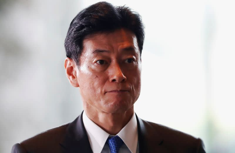 Japan's fourth-quarter GDP likely weaker than in third-quarter - economy minister