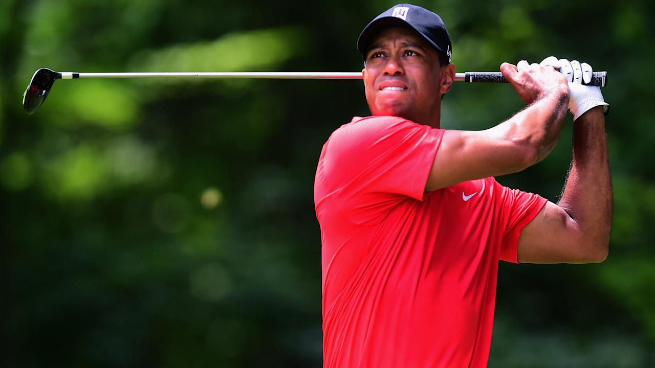Woods has still not set a timetable for his return to the PGA Tour.