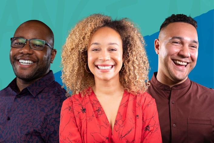 Blavity.org is a new racial equity and social impact organization created by the founders of Blavity, Inc. Jeff Nelson, Morgan DeBaun, and Aaron Samuels. (Courtesy Blavity.org)