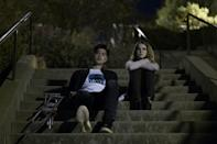 """<p>After Bryce blows out Zach's knee at the Homecoming football game, angry that Zach has """"stolen"""" Chloe from him, Zach goes to the hospital, but he doesn't stay there. Zach later confesses to Deputy Standall that he followed Bryce to the pier and beat him up, stomping on his knees and throwing Bryce's phone into the water. Though he did hurt him, Zach makes it known that when he left the pier, Bryce was still alive. When Zach learns that Bryce died from drowning, it's made clear that Zach believed himself to be Bryce's killer this whole time, though he isn't the one responsible. </p> <p>At Bryce's funeral, Zach and Chloe are seen sitting next to each other, which seems that these two might develop a romantic relationship in season four. </p>"""