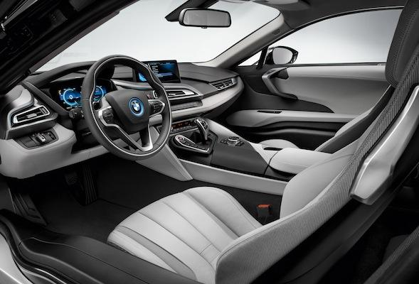 BMW i8: First official images