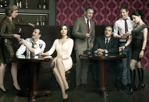 The Good Wife | Photo Credits: Justin Stephens/CBS