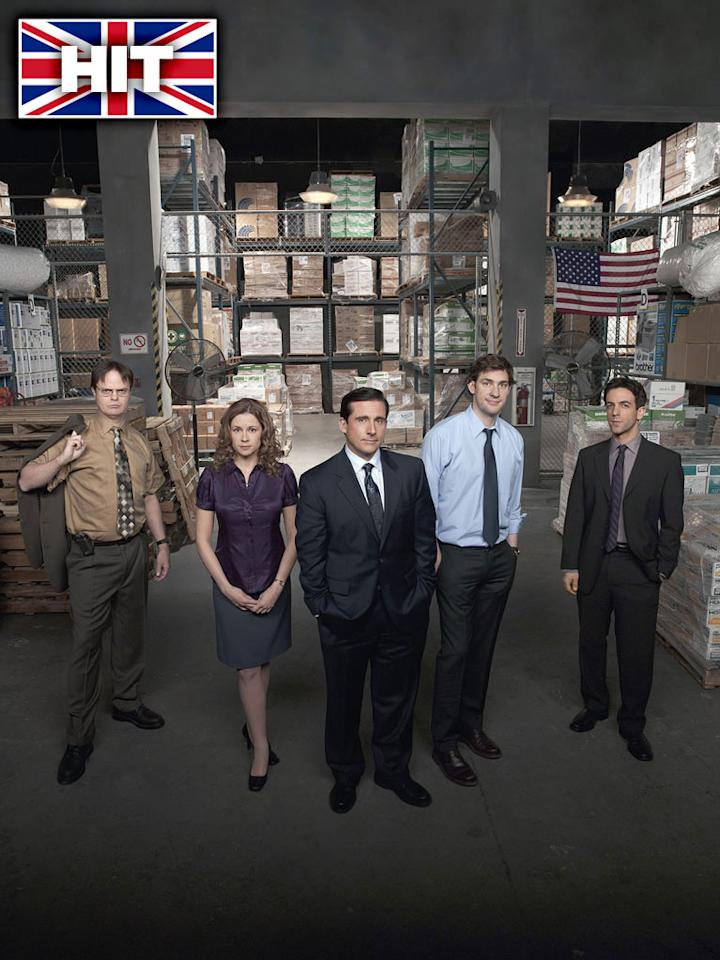 """<a href=""http://tv.yahoo.com/office/show/36001"" rel=""nofollow"">The Office</a>"" (NBC, 2005-present) — Many cringed when NBC dared to adapt Ricky Gervais's stingingly funny U.K. original. But by adding a dash of heart to Gervais's stark cubicle humor, the Steve Carell-led ""Office"" won a loyal following and blazed a trail for mockumentary sitcoms like ""Modern Family"" to follow. Fun fact: At 138 episodes and counting, the U.S. ""Office"" has now lasted 10 times longer than its British inspiration."