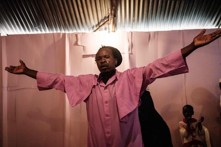 Congregations can meet again after Kenya's government relaxed restrictions on religious gatherings.