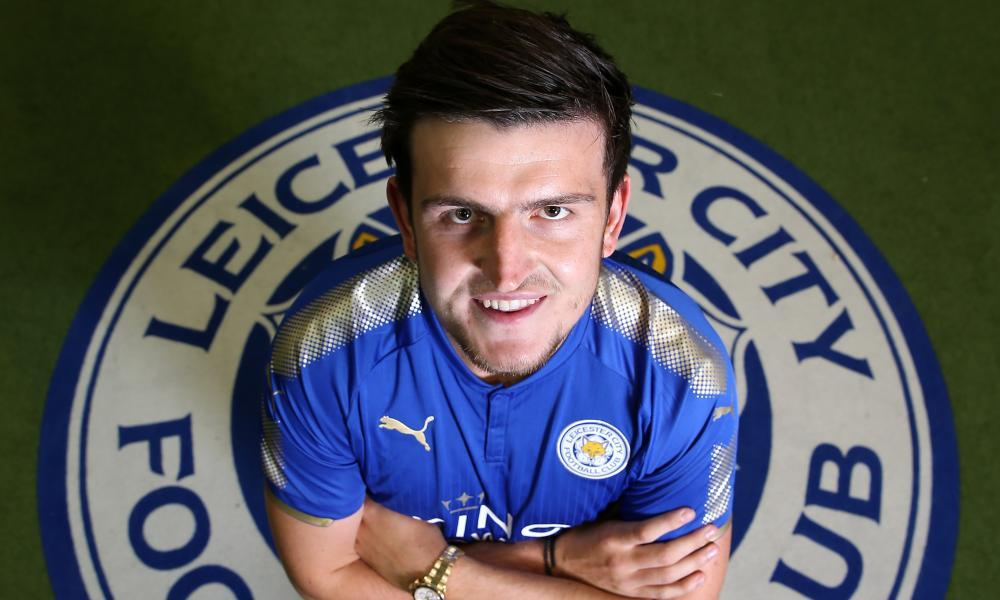 Harry Maguire completes Leicester City transfer from Hull