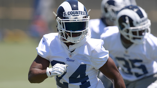 The Rams released Blake Countess because he wouldn't take a pay cut, but the Eagles got him to. By Reuben Frank