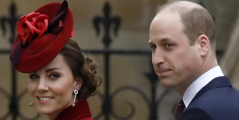 Prince William and Kate Middleton reveal rare glimpse inside their home