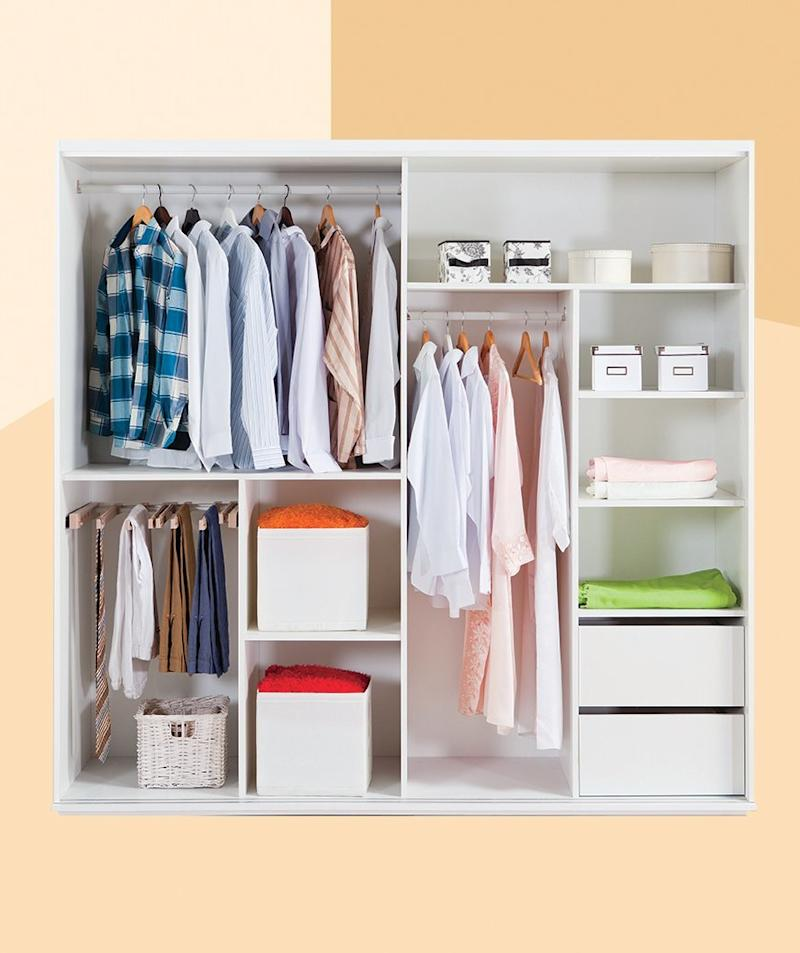 How to Organize Your Closet in 30 Minutes Flat