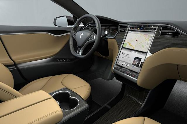 how tesla reinvented the car as we know it model s with autopilot