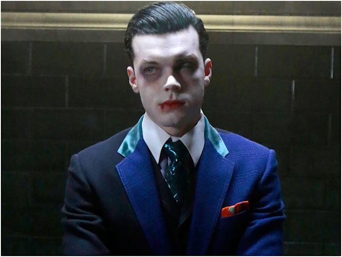 """""""Gotham"""" was created by Bruno Heller. <p class=""""copyright"""">Warner Bros. Television Distribution</p>"""