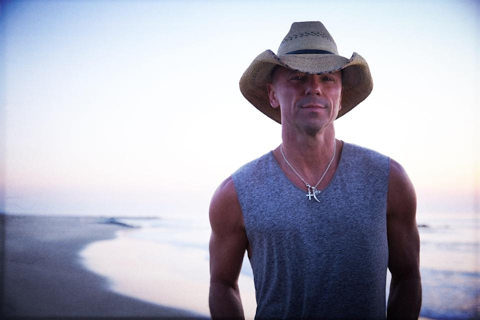 Kenny Chesney was among Friday's ACM snubs.