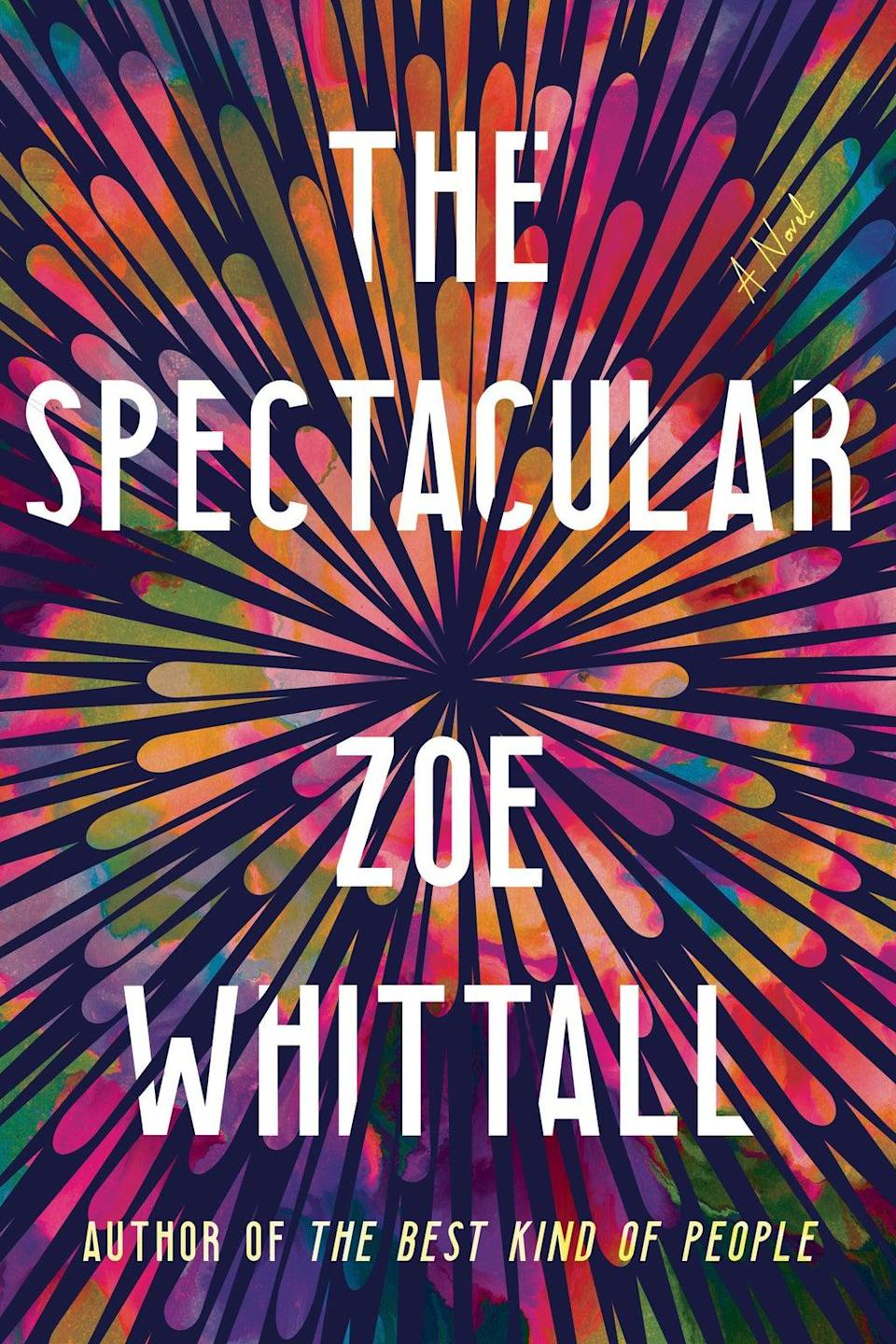 Book Review - The Spectacular (ASSOCIATED PRESS)