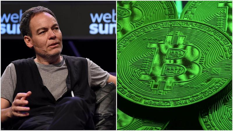 Max Keiser tells Crypto Trader that when an asset rises from $5,000 to his price prediction of $100,000, it is going to beat the returns of every other asset class. | Source: (i) Brendan Moran / SPORTSFILE / Web Summit (ii) REUTERS / Dado Ruvic ; Edited by CCN