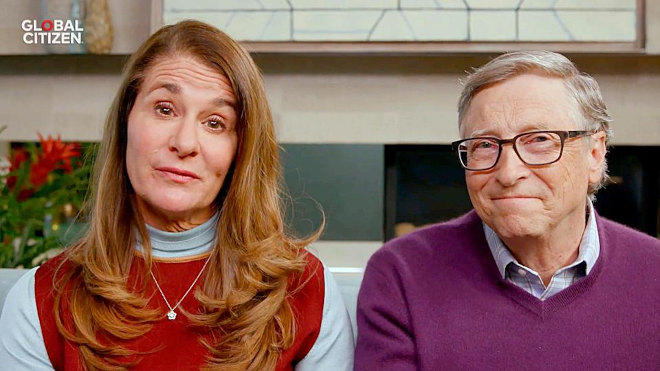 <p>Bill and Melinda Gates have filed for divorce</p> (Getty Images)