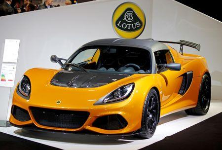 Zhejiang Geely plans to manufacture Lotus cars at its new China plant