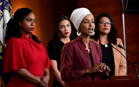 Minority congresswomen should apologise to America