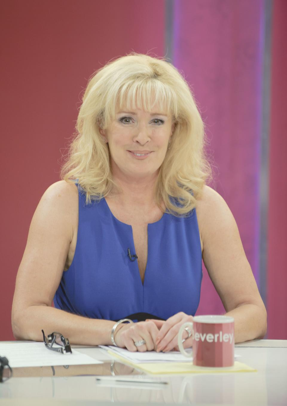 During one of her many breaks from Coronation Street, Beverley (aka Liz McDonald) took up a seat behind the famous desk in 2010.