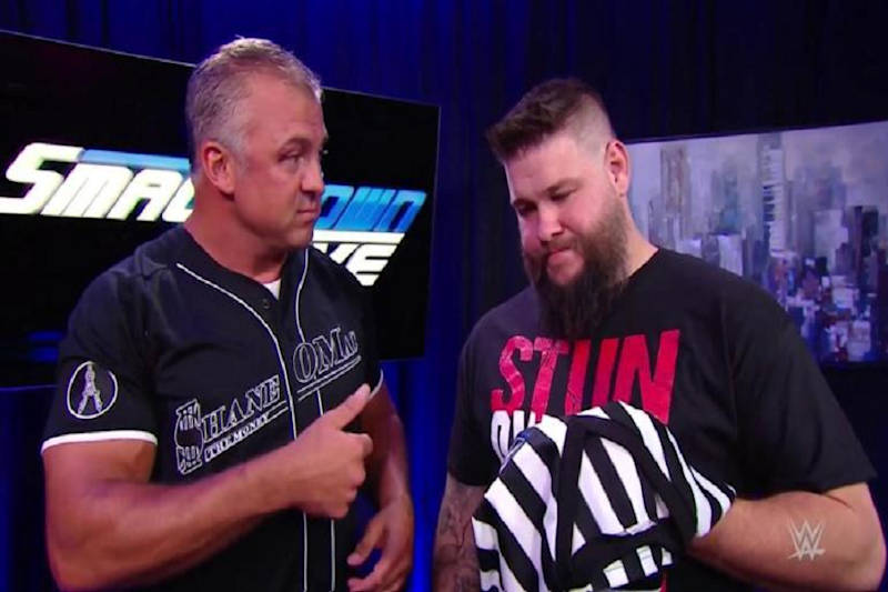 WWE Smackdown Results: Shane McMahon Fires Kevin Owens, Undertaker Makes an Appearance