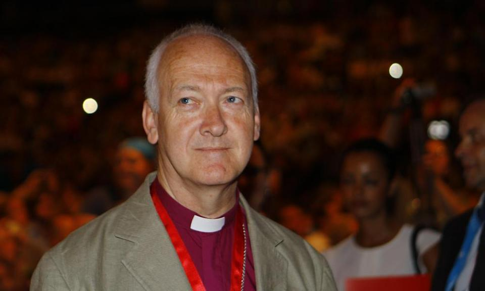 Bishop of Leeds, Nick Baines