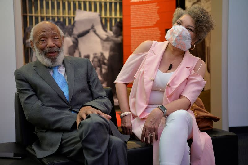 Special Report: Civil rights icon defied death. Now he and his wife navigate pandemic, protests