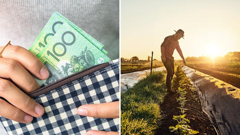 Would you take up farm work? Images: Getty
