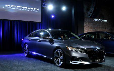 American Honda Motor Introduces The 2018 Accord At Garden Theater In Detroit