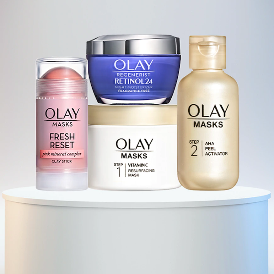 """<p>If Grandma doesn't feel quite comfortable enough to start visiting spas again, you can bring the spa to her — and at a remarkably reasonable price. The Spa de Olay at Home Spa Gift Set includes the 2-Step Vitamin C Mask + AHA Resurfacing Peel, the practically mess-free Fresh Reset Clay Stick Mask, and one of our favorite <a href=""""https://www.allure.com/story/best-retinol-creams-that-actually-contain-retinol?mbid=synd_yahoo_rss"""" rel=""""nofollow noopener"""" target=""""_blank"""" data-ylk=""""slk:affordable retinol creams"""" class=""""link rapid-noclick-resp"""">affordable retinol creams</a>, Retinol24 Night Moisturizer. In addition to a relaxing afternoon of self-care, Grandma gets smoother, refreshed skin.</p> <p><strong>$49</strong> (<a href=""""https://www.anrdoezrs.net/links/8984085/type/dlg/sid/GrandmaGifts/https://www.olay.com/spadeolay"""" rel=""""nofollow noopener"""" target=""""_blank"""" data-ylk=""""slk:Shop Now"""" class=""""link rapid-noclick-resp"""">Shop Now</a>)</p>"""