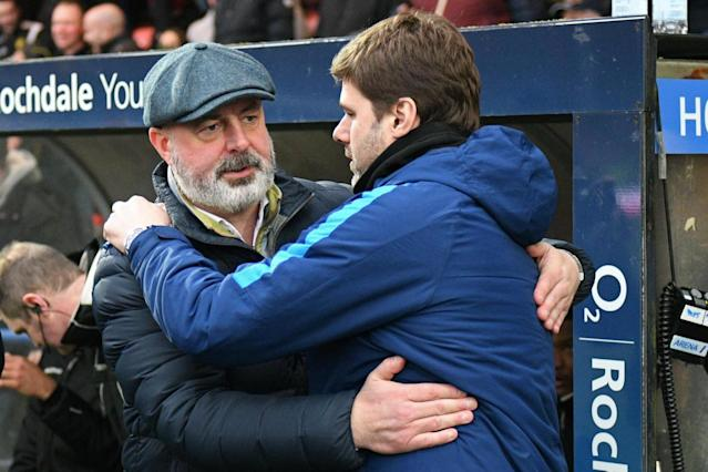 Tottenham vs Rochdale: Wembley FA Cup replay is 'not a day out' - Keith Hill
