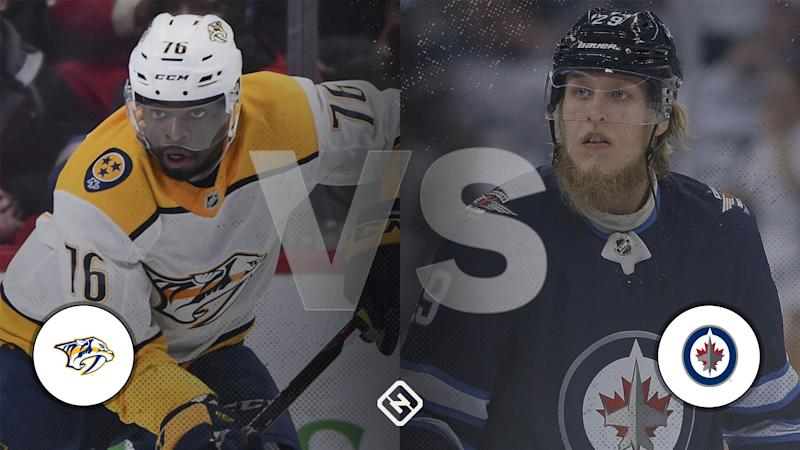 02bfb3edc NHL playoffs 2018: Jets crush Predators in Game 7, advance to first-ever  conference final