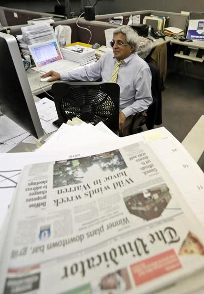 Book celebrates defunct newspaper on anniversary of demise