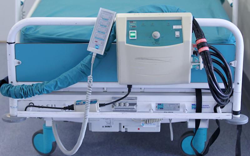 Bed blocking is costing the Scottish NHS more than £100 million a year, according to Labour - PA