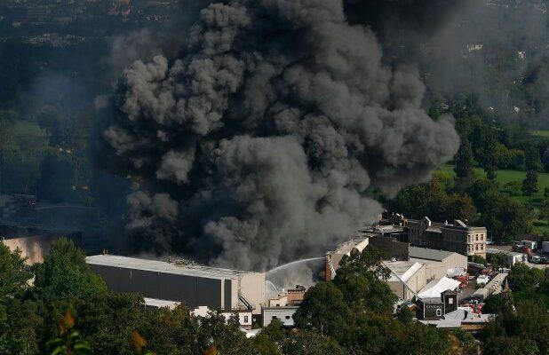 Judge Dismisses Class Action Lawsuit Over 2008 Universal Music Fire
