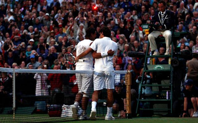 The 40th instalment of this thrilling match-up is the first at SW19 since the epic 2008 final - Action Images