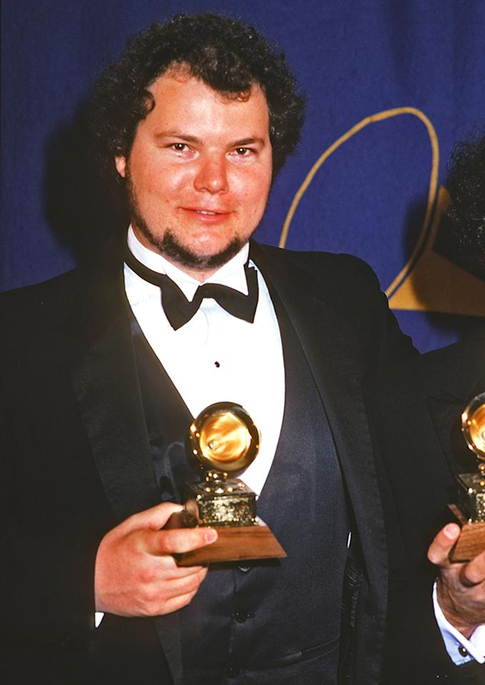 """<p>He also won a fifth award that year (1980): Best Arrangement Accompanying Vocalist(s). It was widely seen as a case of """"too much, too soon."""" The talented Texan never won another Grammy. (Photo: Allan Tannenbaum/Getty Images) </p>"""
