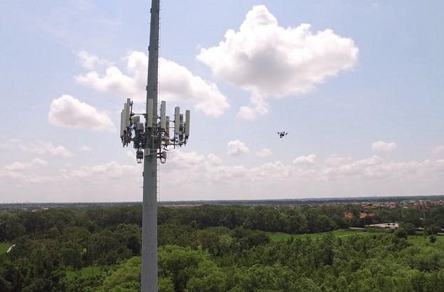 AT&T launches trial of LTE-connected drones