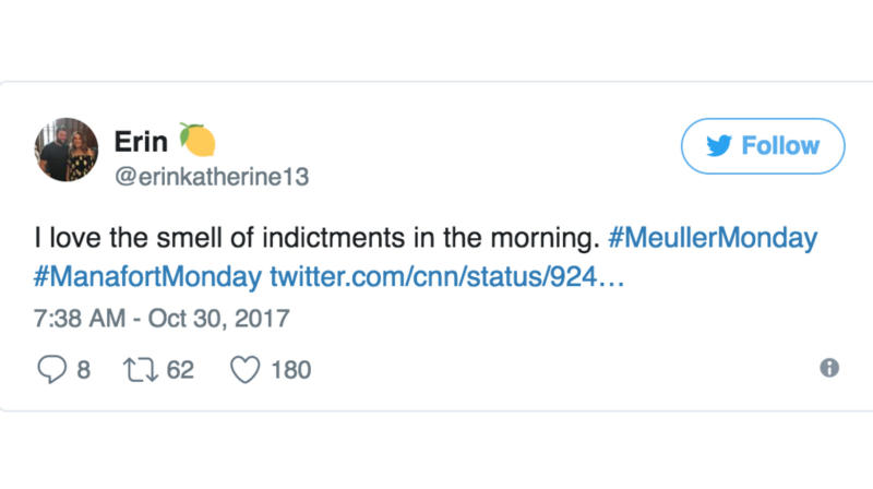 Twitter's Funny Reactions To #ManafortMonday Are Proof It's Mueller Time