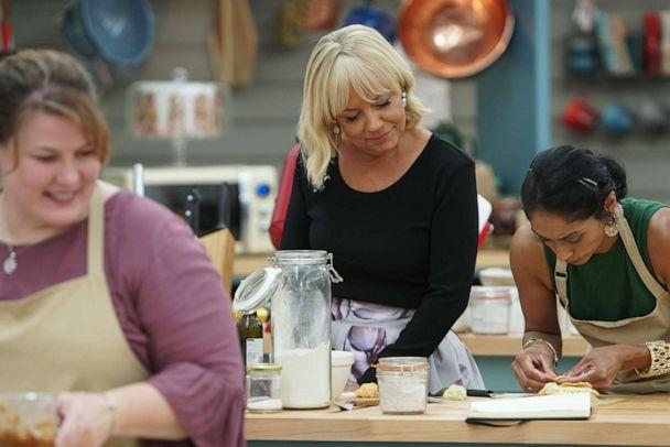PHOTO: Judge and pastry chef Sherry Yard appears on 'The Great American Baking Show: Holiday Edition.' (Mark Bourdillon/ABC)