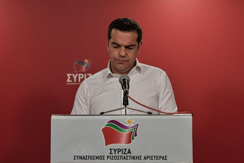 Greek Prime Minister Alexis Tsipras has to drag his leftist Syriza party out of a ditch after a drubbing of over nine percentage points in the European polls, and a near-sweep in regional elections by the main opposition New Democracy conservatives