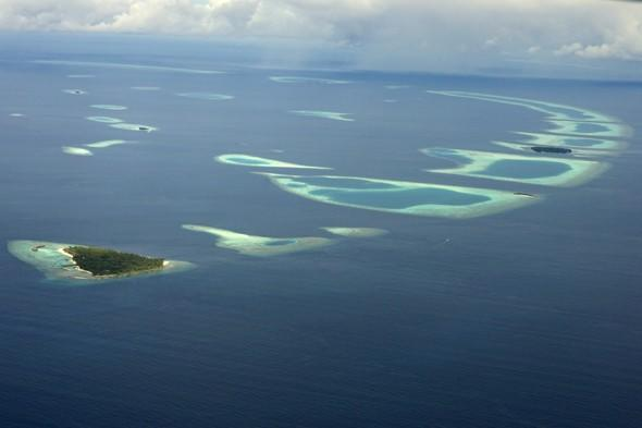 Maldives to disappear soon because of climate change